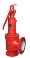 Seria 2600 - Zawory bezpieczeństwa wg ANSI - FARRIS ENGINEERING