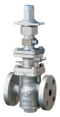 Ze sterowaniem pneumatycznym: PN-COSR16