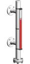 Typ 34300-K - Seria Standard 28 bar - Poziomowskazy magnetyczne - WEKA