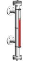 Typ 34300-O - Seria Standard 28 bar - Poziomowskazy magnetyczne - WEKA