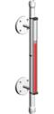 34000-O - Seria Smartline 50 bar - Poziomowskazy magnetyczne - WEKA