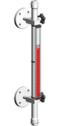 34110-O - Seria Smartline 50 bar - Poziomowskazy magnetyczne - WEKA