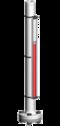 Typ 32755-A - Seria Standard 50 bar - Poziomowskazy magnetyczne - WEKA