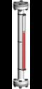 Typ 32755-B - Seria Standard 50 bar - Poziomowskazy magnetyczne - WEKA
