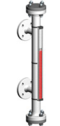 Typ 36800-O - Seria HIGHPRESSURE 80 bar - Poziomowskazy magnetyczne - WEKA