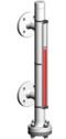 Typ 26411-K - Seria HIGHPRESSURE 100 bar - Poziomowskazy magnetyczne - WEKA