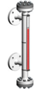 Typ 26411-O - Seria High pressure 100 bar - Poziomowskazy magnetyczne - WEKA