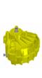 Siłowniki pneumatyczne: Model 10