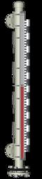 Plastic PVDF PN10 - Seria Plastic - Poziomowskazy magnetyczne - WEKA