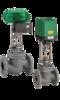 Zawory regulacyjne 2 i 3-drogowe pneumatyczne i elektryczne: MV 5400