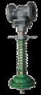 Seria DR7621 / DR7641 - Zawory nadmiarowe ciśnienia - ZAWORY REGULACYJNE BEZPOŚREDNIEGO DZIAŁANIA - RTK