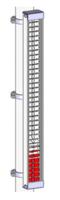 Listwy wskaźnika i skale: Typ 34560
