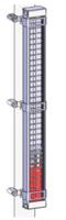 Listwy wskaźnika i skale: Typ 38602