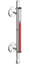 Typ 34000E-K - Poziomowskazy magnetyczne - WEKA