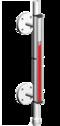 Typ 34000E-K - Seria Economy  6 bar - Poziomowskazy magnetyczne - WEKA
