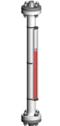 Typ 36800-B  - Seria HIGHPRESSURE 80 bar - Poziomowskazy magnetyczne - WEKA